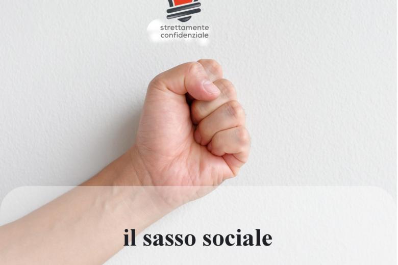 il sasso sociale